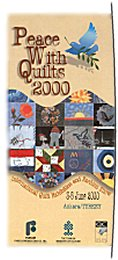 Peace With Quilts Brochure