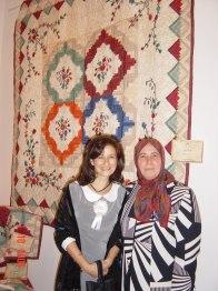 Sadiye Okyar and Günsu Güngör